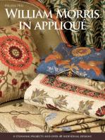 William Morris in Applique