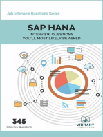 SAP HANA Interview Questions You'll Most Likely Be Asked