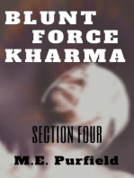 Blunt Force Kharma