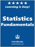 Statistics Fundamentals