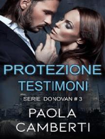 Protezione testimoni: Serie Donovan, #3