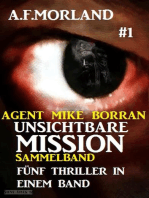 Unsichtbare Mission Sammelband #1
