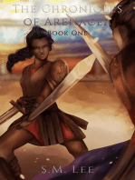 The Chronicles of Arenacea Book One