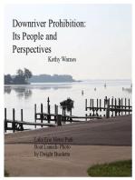 Downriver Prohibition
