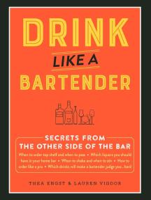 Drink Like a Bartender