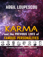 Karma and the Previous Life of Famous Personalities