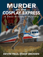 Murder on the Cosplay Express