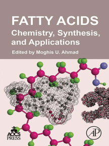 Fatty Acids: Chemistry, Synthesis, and Applications