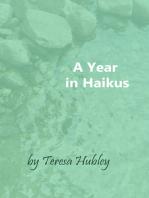 A Year in Haikus