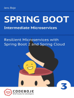 Spring Boot Intermediate Microservices