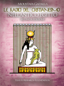 Le radici del cristianesimo nell'Antico Egitto
