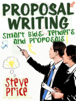 Proposal Writing - Smart Bids, Tenders and Proposals