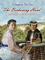 The Beckoning Hand, and other stories