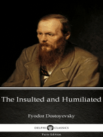 The Insulted and Humiliated by Fyodor Dostoyevsky