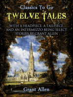Twelve Tales with a Headpiece, a Tailpiece, and an Intermezzo