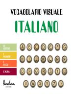 Vocabolario visuale italiano