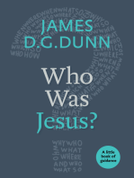 Who Was Jesus?
