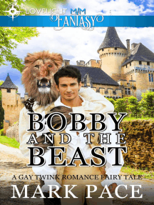 Bobby and the Beast: A Gay Twink Romance Fairy Tale