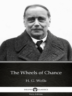 The Wheels of Chance by H. G. Wells (Illustrated)