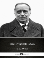 The Invisible Man by H. G. Wells (Illustrated)