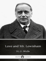 Love and Mr. Lewisham by H. G. Wells (Illustrated)