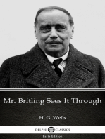 Mr. Britling Sees It Through by H. G. Wells (Illustrated)