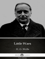 Little Wars by H. G. Wells (Illustrated)