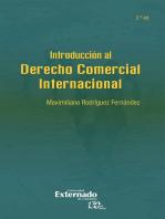 Introducción al derecho comercial internacional (2ª edición)