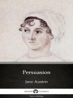 Persuasion by Jane Austen (Illustrated)