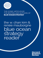 The W. Chan Kim and Renée Mauborgne Blue Ocean Strategy Reader
