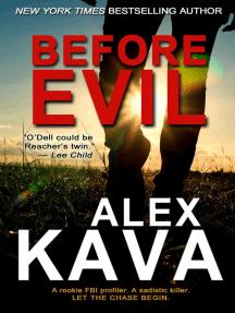 Before Evil: Maggie O'Dell, #1