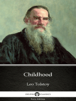 Childhood by Leo Tolstoy (Illustrated)