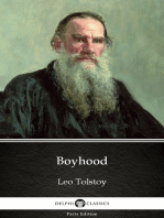 Boyhood by Leo Tolstoy (Illustrated)