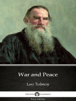 War and Peace by Leo Tolstoy (Illustrated)