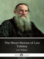 The Short Stories of Leo Tolstoy by Leo Tolstoy (Illustrated)