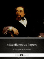 Miscellaneous Papers by Charles Dickens (Illustrated)