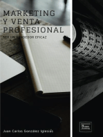 Marketing y Venta Profesional