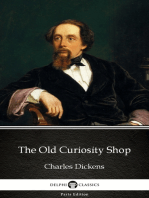 The Old Curiosity Shop by Charles Dickens (Illustrated)
