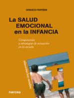 La salud emocional en la infancia