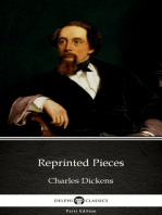 Reprinted Pieces by Charles Dickens (Illustrated)