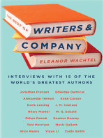 The Best of Writers and Company