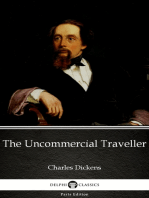 The Uncommercial Traveller by Charles Dickens (Illustrated)