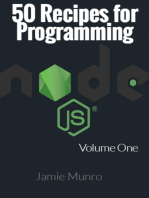50 Recipes for Programming Node.js
