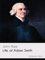 Life of Adam Smith