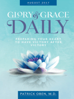 Glory & Grace Daily:Preparing your Heart for Victory after Victory