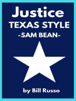 Justice, Texas Style