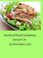 Secrets of Food Combining