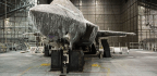 Planes Can Fly in a Blizzard Because They Are Tested in This Indoor One First
