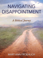 Navigating Disappointment: A Biblical Journey