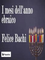 I mesi dell'anno ebraico